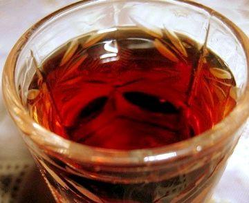 Настойка на водке из свеклы