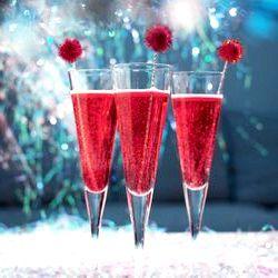 оригинальные коктейли с шампанским рецепты с фото