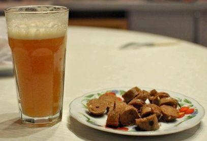 рецепты домашнего пива из ячменя